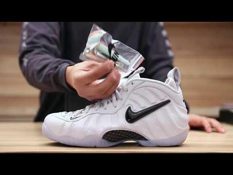 new concept 24dce 992b6 Смотреть видео Nike Foamposite Pro Premium