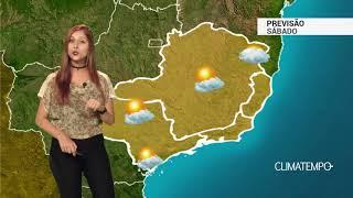 Previsão Sudeste - Sol e tempo firme