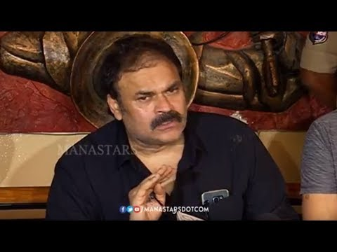 Producer Nagababu Press Meet About Sri Reddy's Comment on Pawan Kalyan LIVE | Manastars