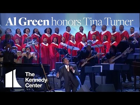 Let's Stay Together (Tina Turner Tribute) - Al Green + Choir - 2005 Kennedy Center Honors