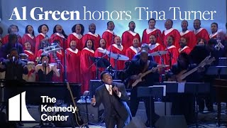 Let&#39 S Stay Together (Tina Turner Tribute) - Al Green + Choir - 2005 Kenn