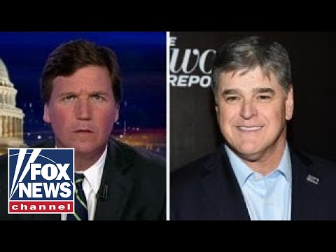 Tucker: Hannity controversy is about hurting Trump