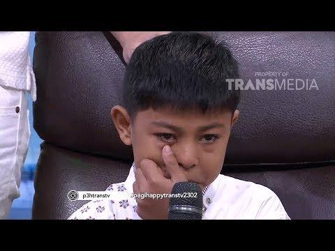 PAGI PAGI PASTI HAPPY - Rayyan, Anak Umur 10 Tahun Yang Merawat Ibunya Yang Sakit (23/2/18) Part 4