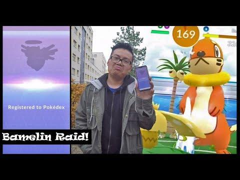 Mein erstes BAMELIN & NINJATOM! Eier brüten und Staub farmen! Pokemon Go! thumbnail