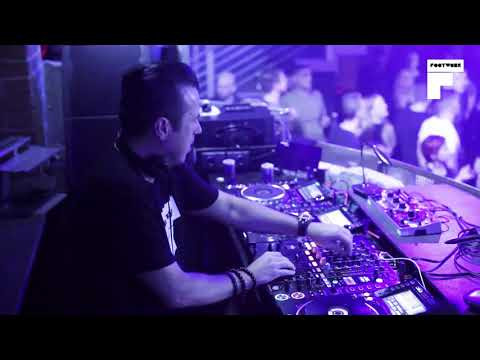 Jay Lumen | Footwork Label Night - Sing Sing (Szeged) | On DanceTelevision