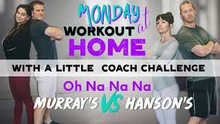 CrossFit Restore Monday RE|Connect WOD. Workouts you can do at home.