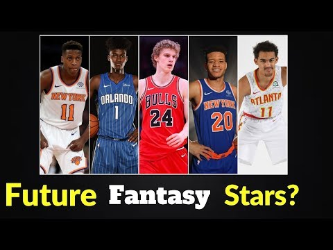NBA Fantasy Rookies And Young Players To Target 2018 2019