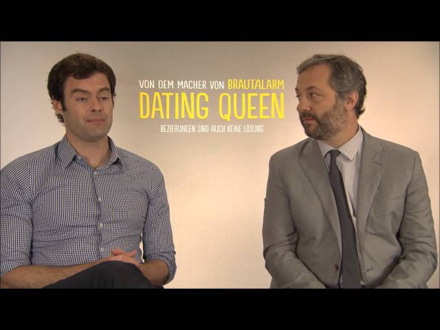 Interview Bill Hader & Judd Apatow Trainwreck I Dating Queen