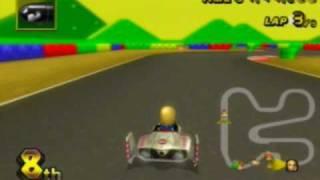 Mario Kart Wii -- 28 March 2009, Vs. Race (1/2)