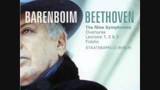 Daniel Barenboim - Beethoven   Symphony No  7   Mov  II