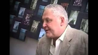 Michael Dibdin discussing Aurelio Zen and more, from 2003