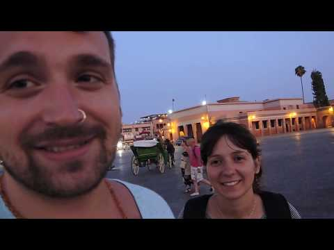 VLOG/FMA:  Exploring beautiful ESSAOUIRA (Morocco)