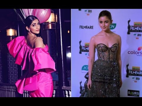 64th Filmfare Awards 2019: Bollywood Stars Set The Red Carpet On Fire