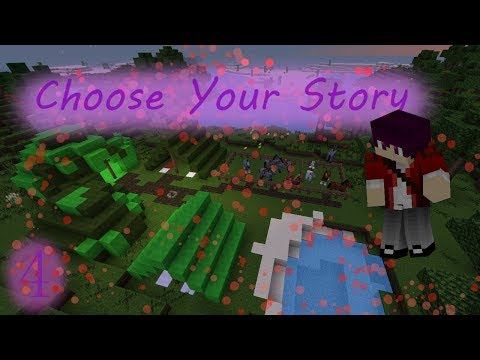 Choose Your Story: trying to find Lowell [EP:4 S:1 minecraft roleplay]