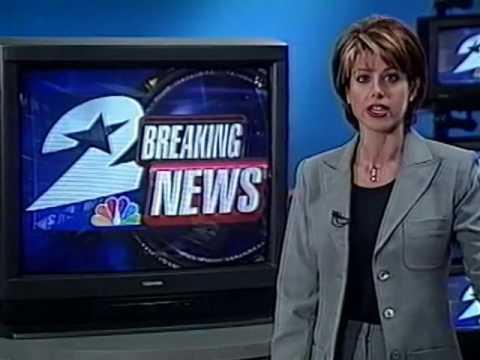 KPRC News 2 Houston 1998 Breaking News Close