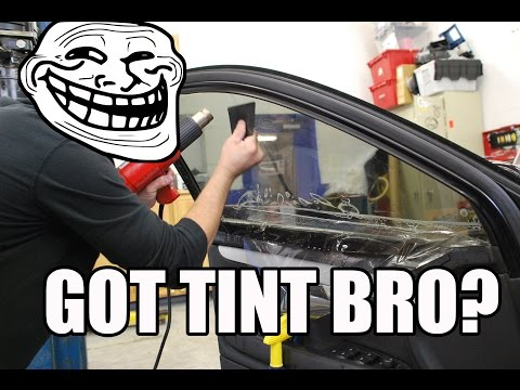 Window Tint Guide - Chemical Guys - Auto Detailing - Car Care