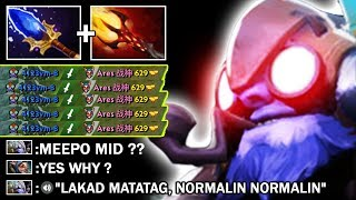 "When Meppo Spammer Meet Miracle - Tinker ""Lakad Matatag, Normalin Normalin"""