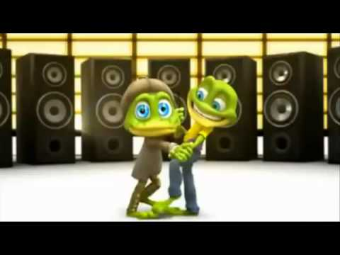 Alex Ferrari — Bara Bara Bere Bere NEW SONG 2012! (frog version)