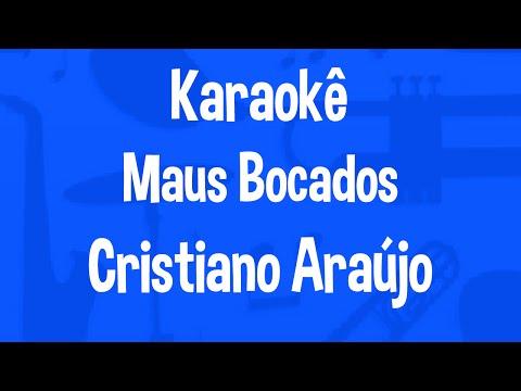 Karaokê Maus Bocados - Cristiano Araújo