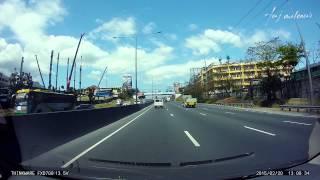 Tondo, Manila to Bulihan, Malolos City 022015