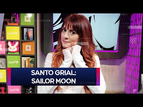 Santo Grial: Sailor Moon | Arte Geek