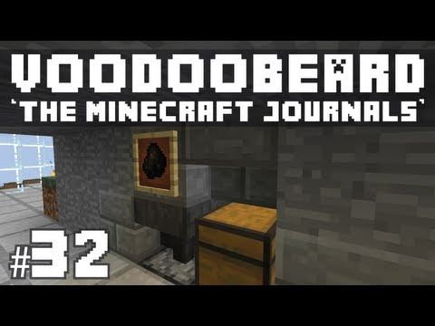 The Minecraft Journals: Ep. #32 - Coal Trades