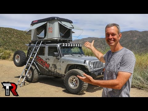 what-it's-like-to-camp-in-a-hardshell-roof-top-tent?-roam-adventure-co.-rambler