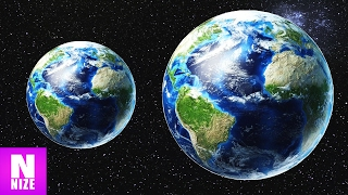 Was Würde Passieren Wenn Die Erde Plötzlich Doppelt So Groß Wäre?