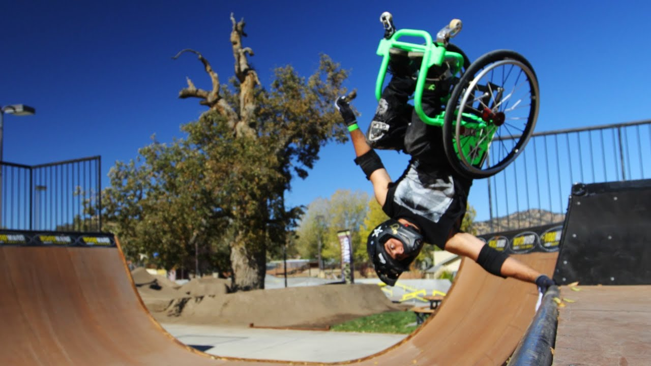 Wheelchair Freestyle