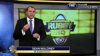 RUGBY HQ - TOP 5 'BRAIN FADES' OF ALL-TIME