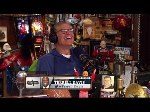 Broncos Hall of Famer Terrell Davis Shares His Favorite John Elway Stories | The Dan Patrick Show