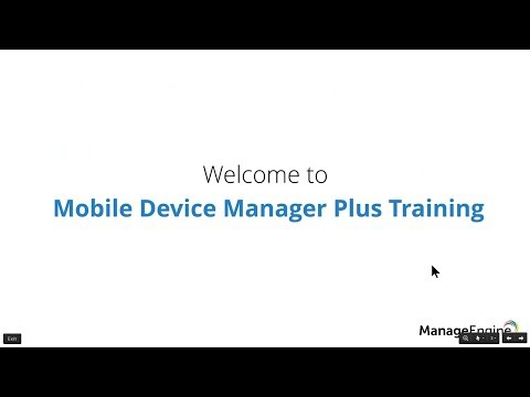 App Management and Device Security