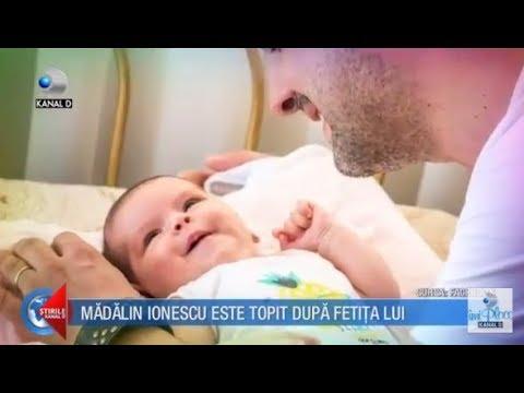 Stirile Kanal D (14.09.2017) - Cat de frumoasa e fetita lui Madalin Ionescu! Editie COMPLETA
