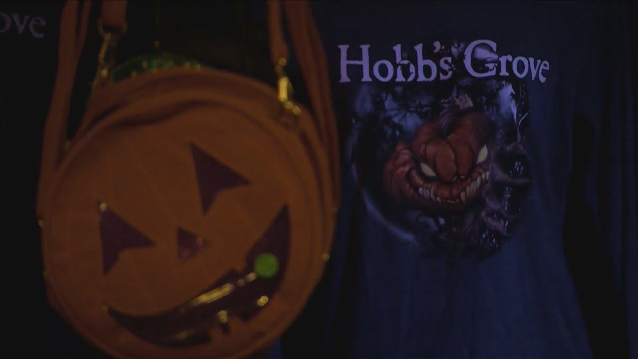 KSEE 24 News Hobbs Grove Haunted Forest opens amidst COVID-19 pandemic
