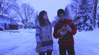 Blue Christmas - Christmas COVER - Stefanie Parnell #ThriftShopThursday