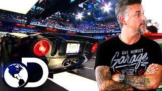 Richard está furioso después de perder dinero en un GT | El dúo mecánico | Discovery Latinoamérica