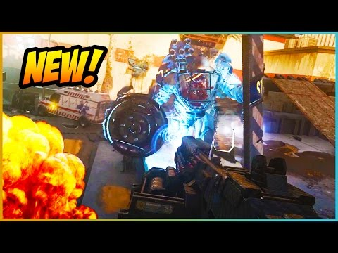 Call of Duty: Advanced Warfare NEW Exo Zombies INFECTION DLC LIVE! COD AW Exo Zombies DLC Gameplay!