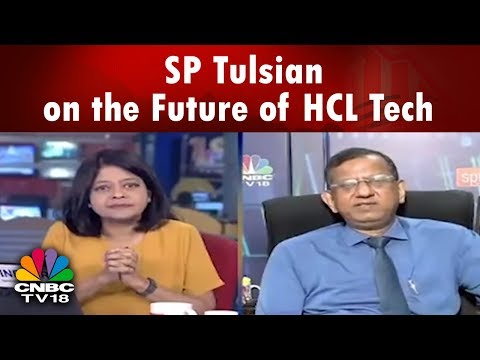 SP Tulsian on the Future of HCL Tech   CNBC TV18