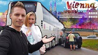 Минусы автобусного тура Попали в ДТП Вена глазами туриста