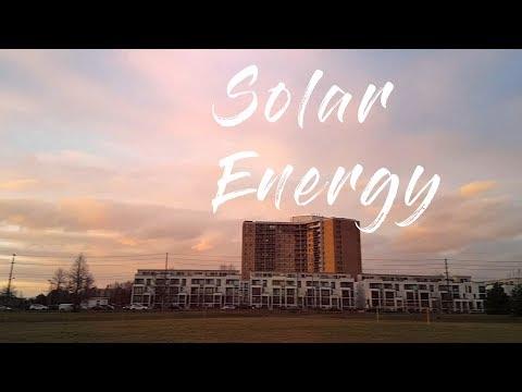 Solar Energy - Chemistry Rant