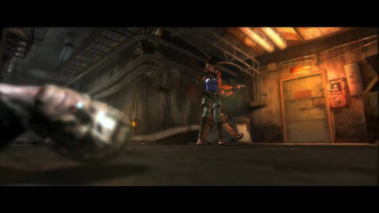 Resident Evil 5 Pc Mod Corpses To Uroboros Wesker