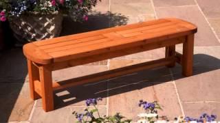 Anchor Fast Wooden Garden Furniture