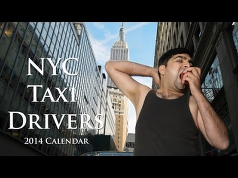 2014 Chicago Taxi Driver Calendar - NBC Chicago