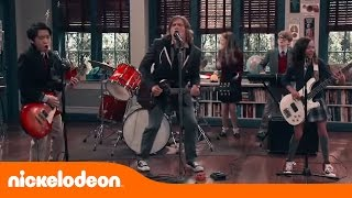 School of Rock | Lips Are Moving | Video Clip | Nickelodeon en Español