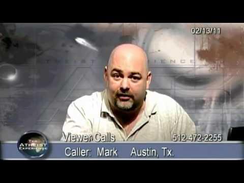 Matt's Brilliant Response | Mark – Austin, TX | Atheist Experience 696