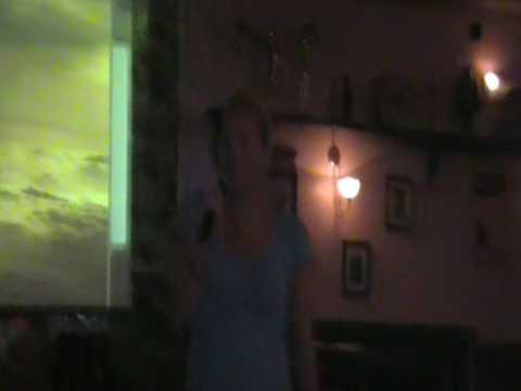 sas zingt karaoke