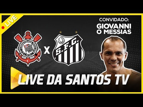 LIVE: CORINTHIANS 2 X 1 SANTOS | PAULISTÃO (31/03/19)