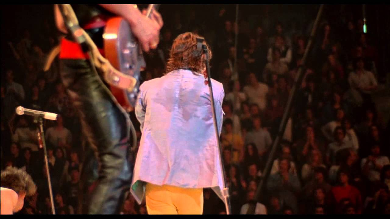 Rolling Stones - Start Me Up LIVE East Rutherford, New Jersey '81