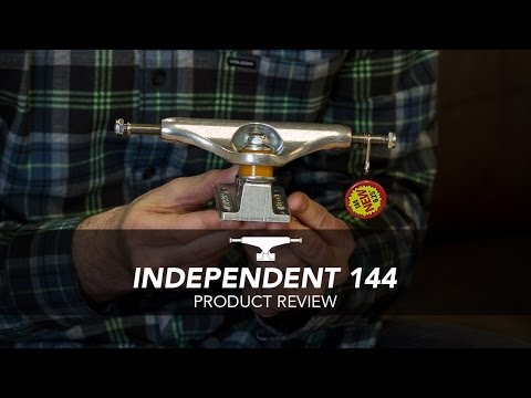 Independent 144 Trucks Review - Rollersnakes.co.uk