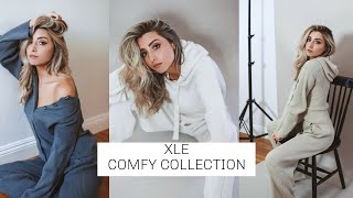 LOUNGE WEAR HAUL AND TRY ON REVIEW! XLE | LAUREN ELIZABETH